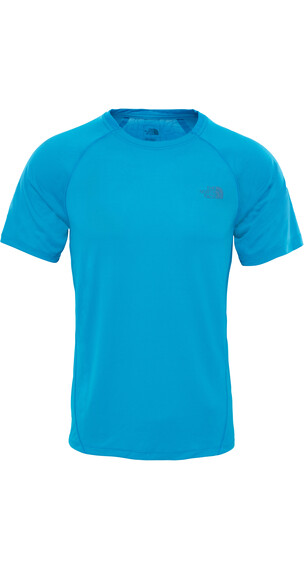 The North Face Better Than Naked Run T-Shirt Men Brilliant Blue